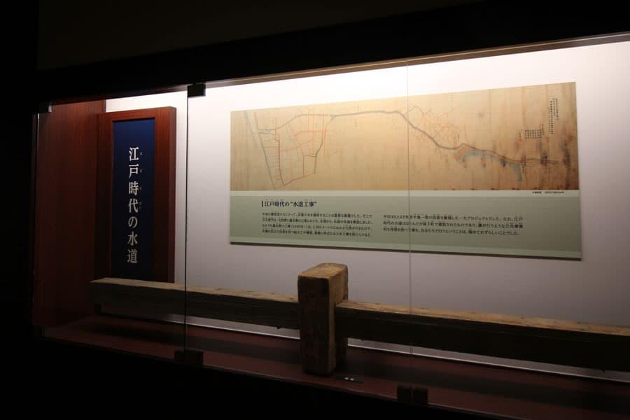 江戸時代の水道工事
